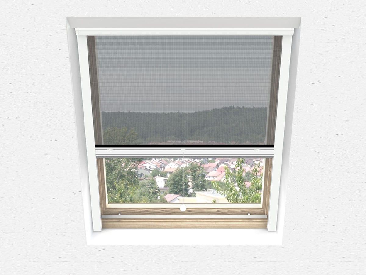 fliegengitter dachfenster insektenschutz f r dachfenster. Black Bedroom Furniture Sets. Home Design Ideas