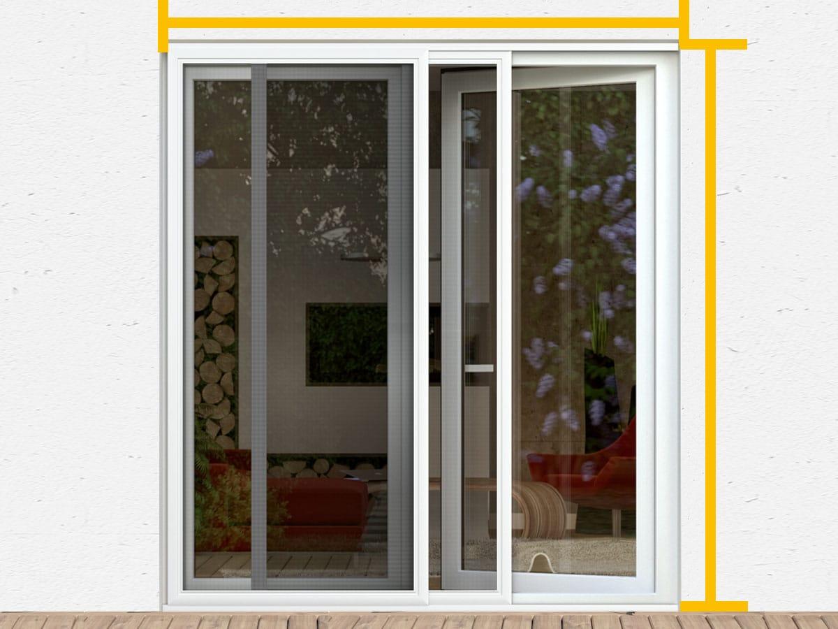 c1540c8f51726a Fliegengitter Türen » günstige Insektenschutztüren