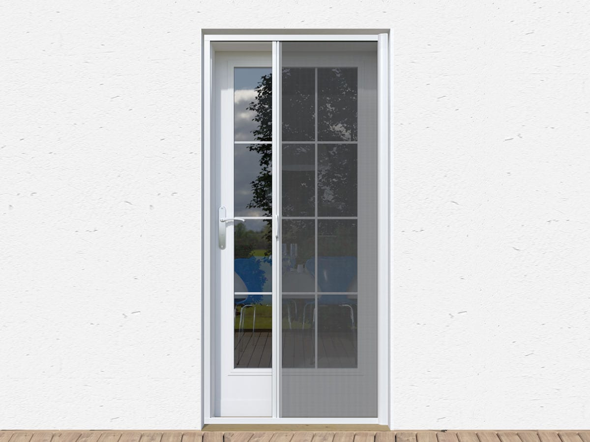 Fabulous Fliegengitter Türen » günstige Insektenschutztüren QS38