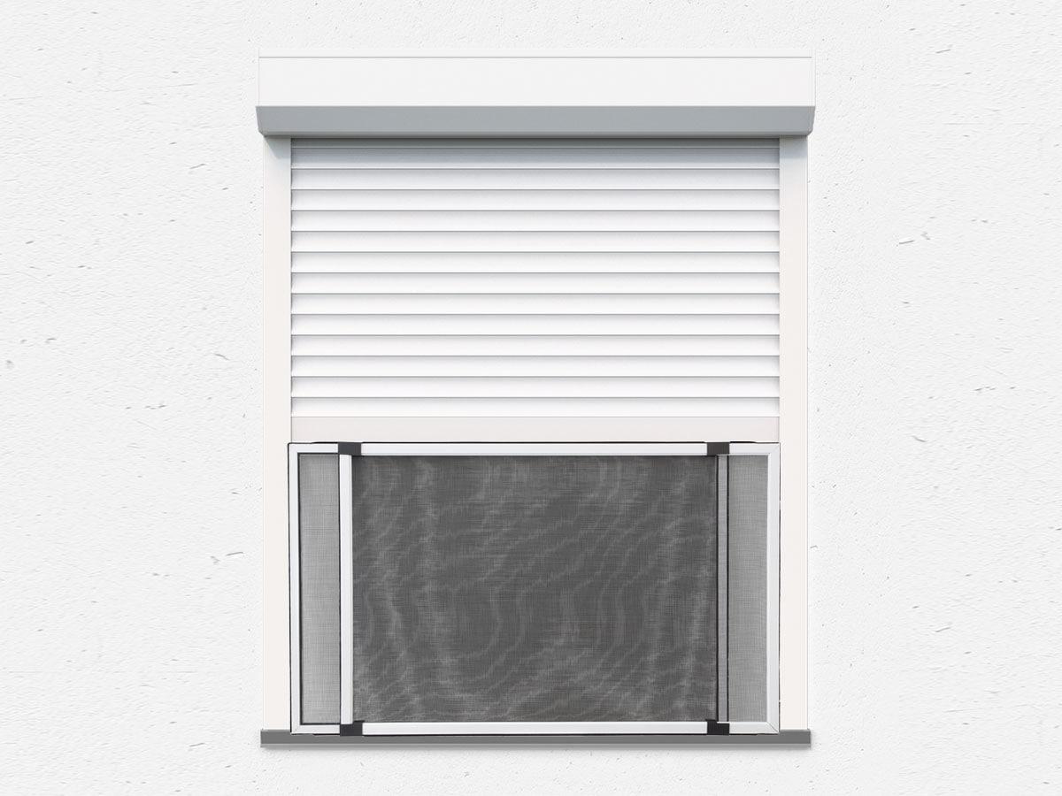 Beliebt Fliegengitter-Fenster » Insektenschutz-Fenster günstig kaufen YW12