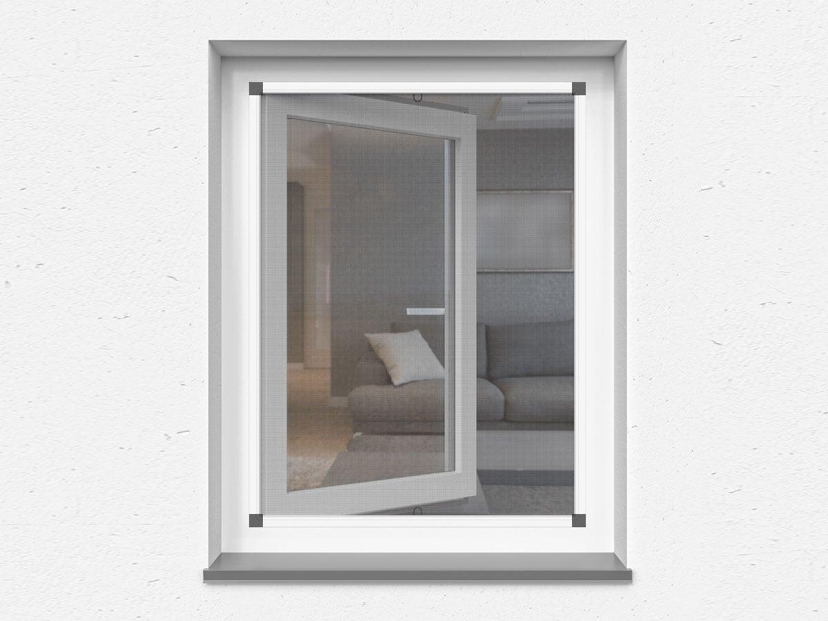 Häufig Fliegengitter-Fenster » Insektenschutz-Fenster günstig kaufen MD27