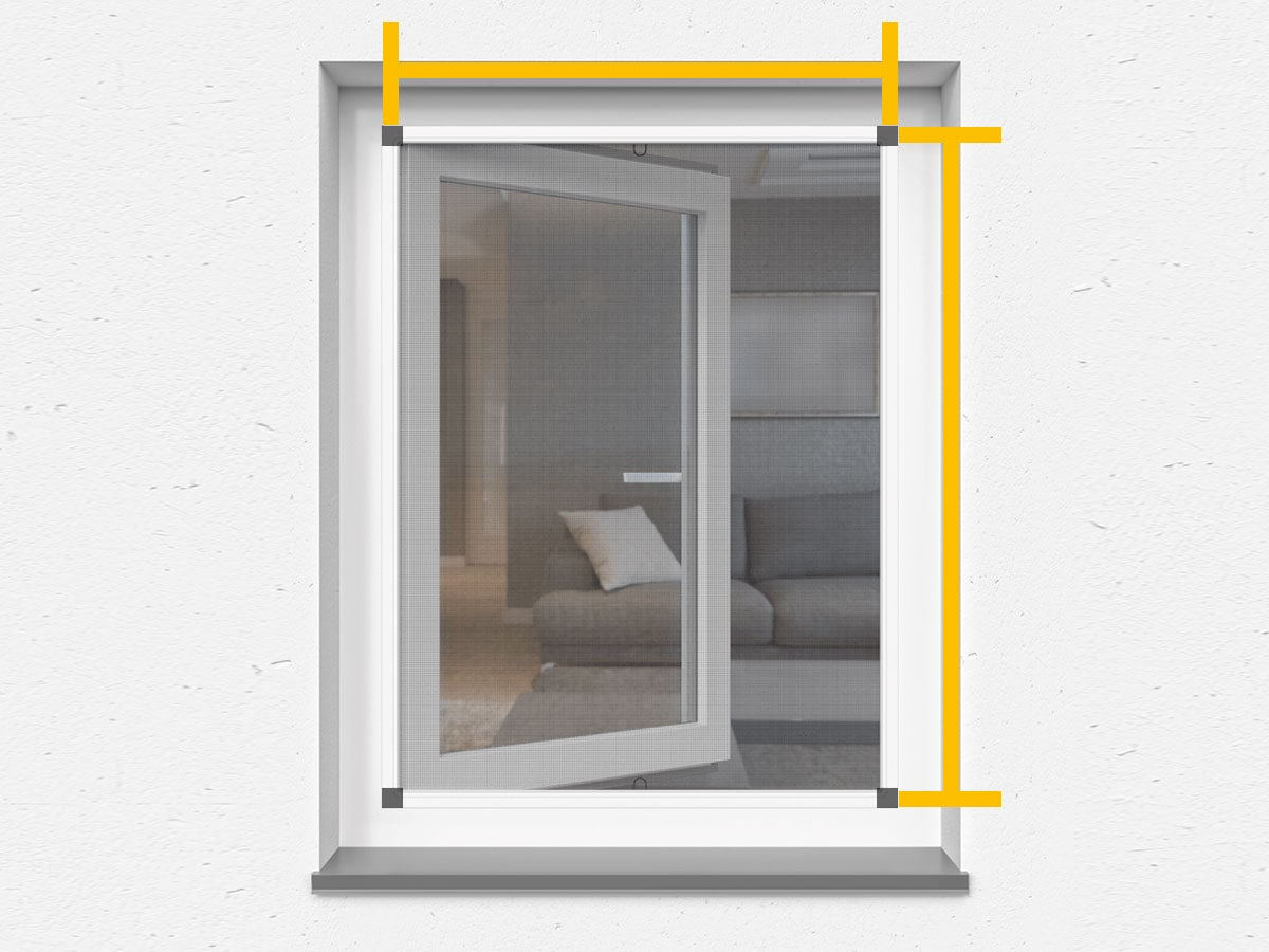 Wei/ß, 3 Rollen selbstklebende B/änder + 3 Patch-Aufkleber + 1,5 x 2 m Moskitonetz * 3 HahaGo 9PCS Insektenschutz Fensternetz Fliegengitter f/ür Fenster Zuschneidbares Moskitonetz