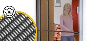 insektenschutz pollenschutzgitter pollenschutzgitter mit rahmen kaufen. Black Bedroom Furniture Sets. Home Design Ideas