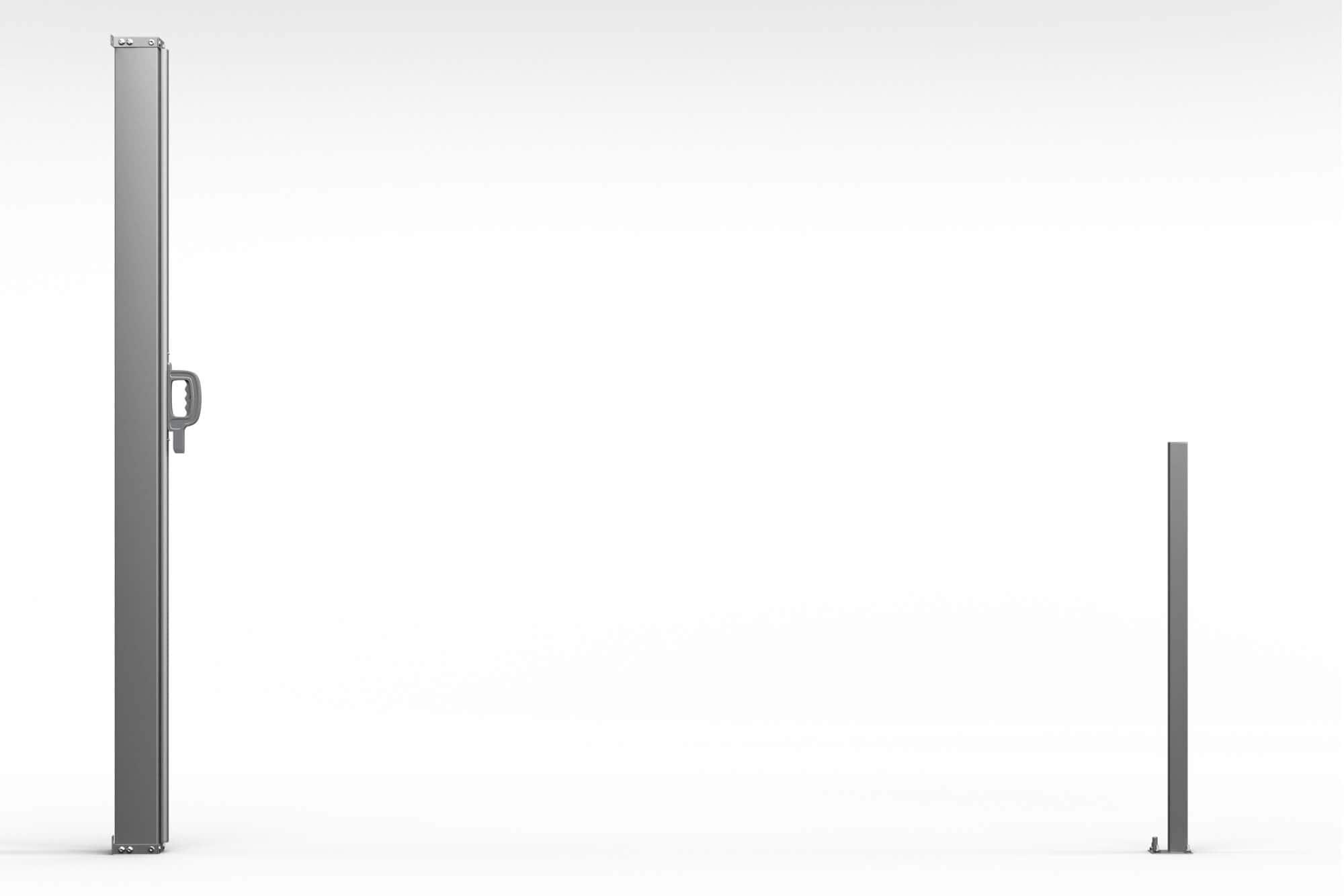 Seitenmarkise Ausziehbar Freistehend HO75 – Hitoiro