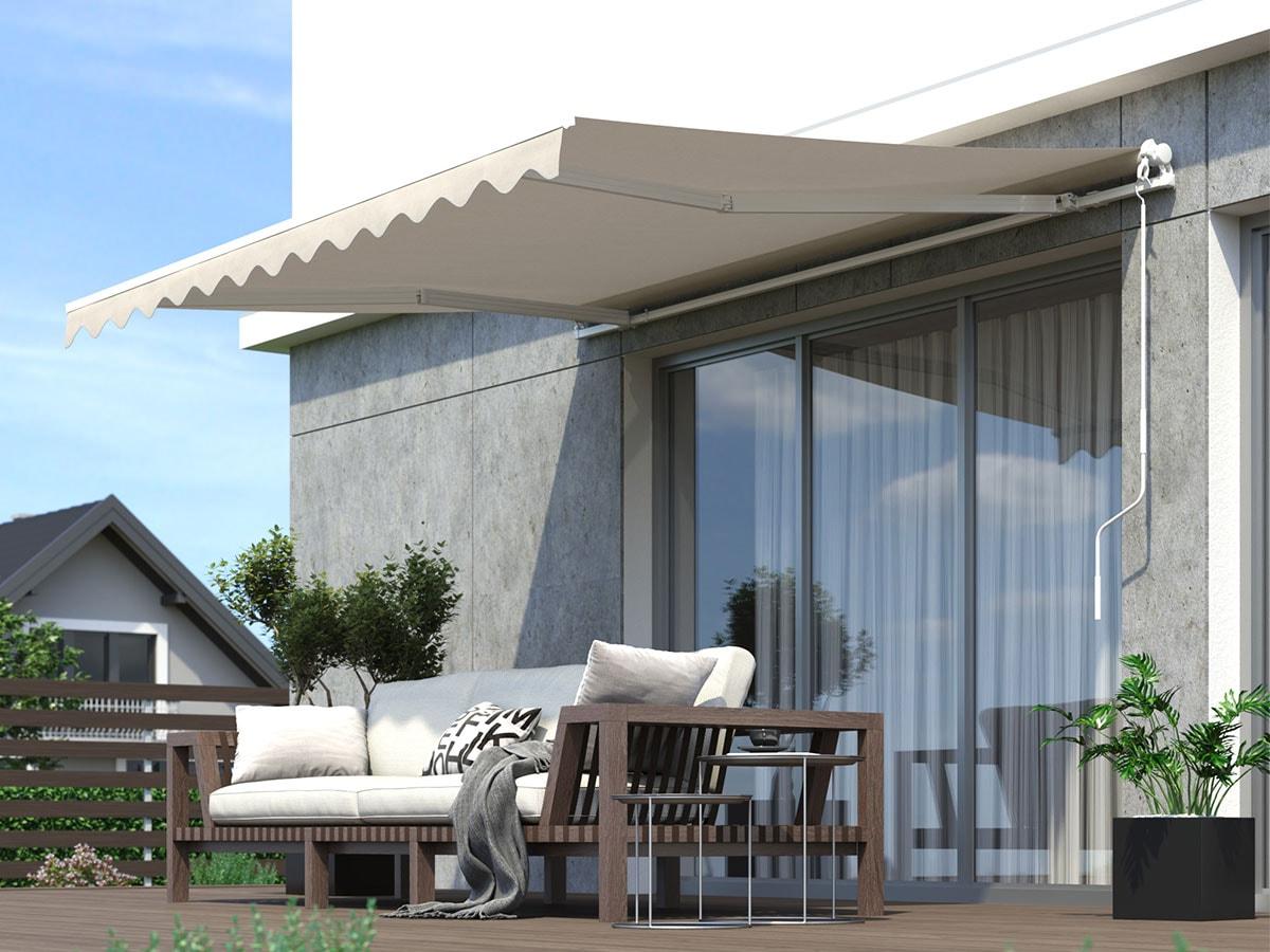 Gã¼Nstige Markisen Fã¼R Balkon | Gelenkarmmarkise Gunstige Gelenkarmmarkisen Kaufen
