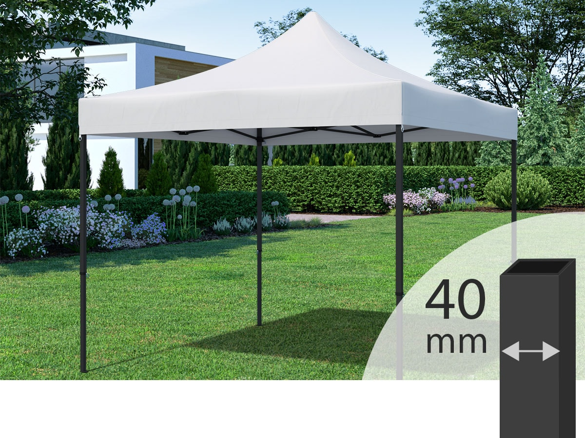 Faltpavillon Premium Plus