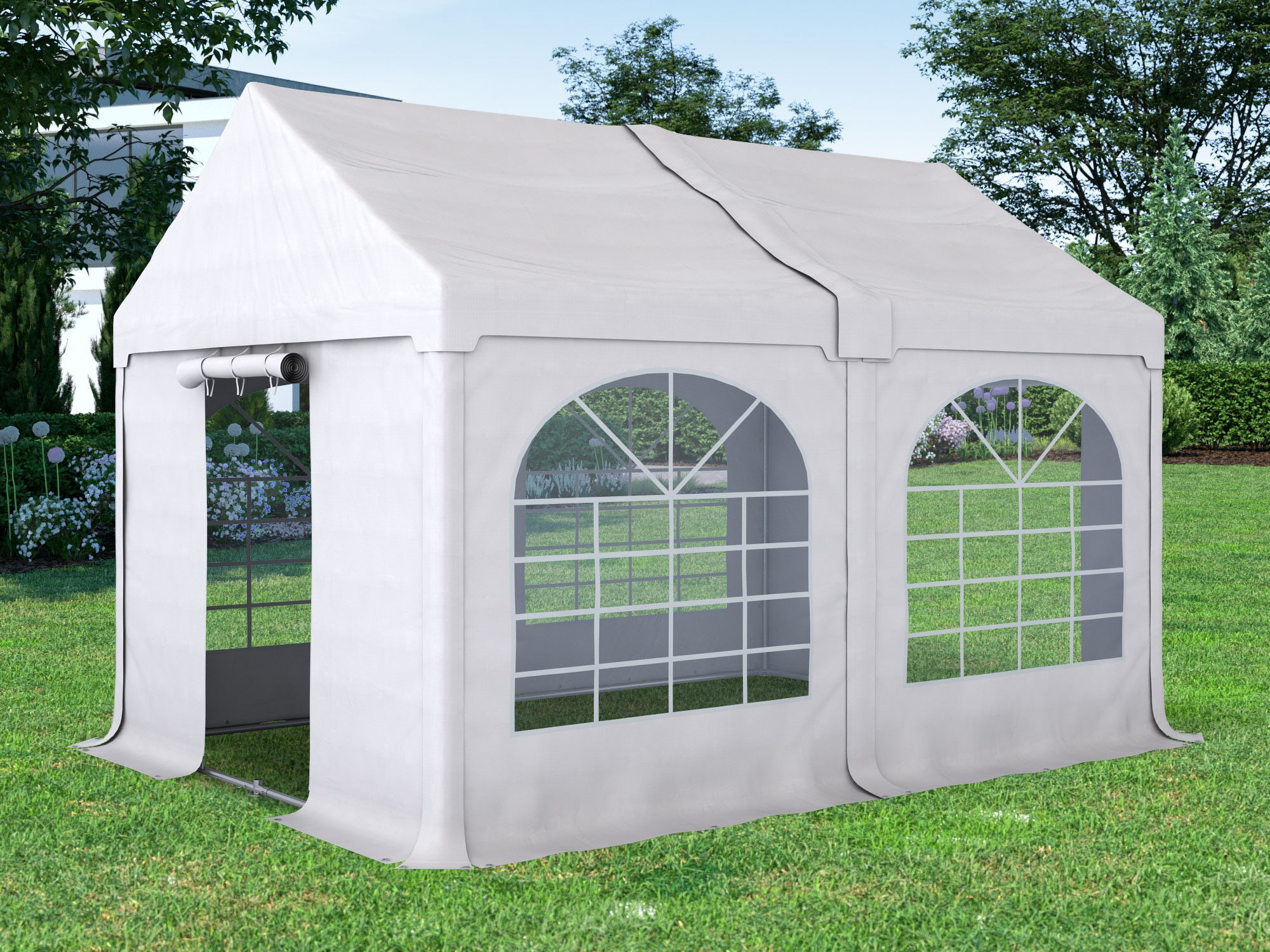 Pavillon Zelt & Gartenzelt kaufen » viele Farben | Größen