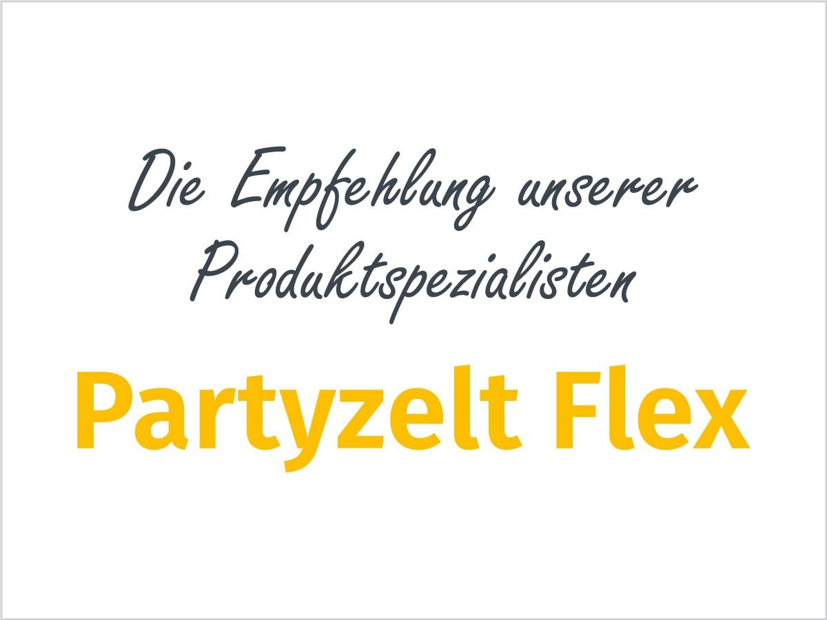 Partyzelt » alle Varianten, Systeme, Farben & wasserdicht!