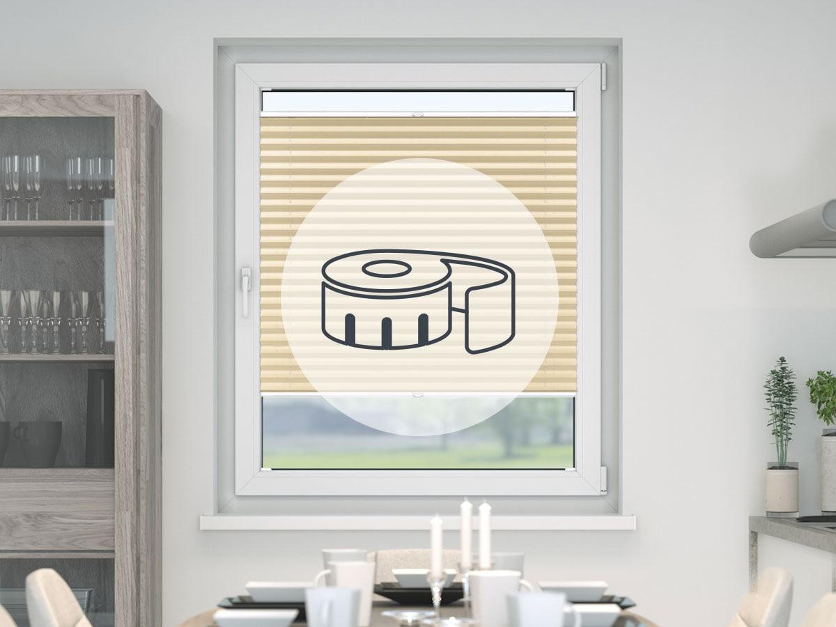 plissee fenster innen xd09 kyushucon. Black Bedroom Furniture Sets. Home Design Ideas