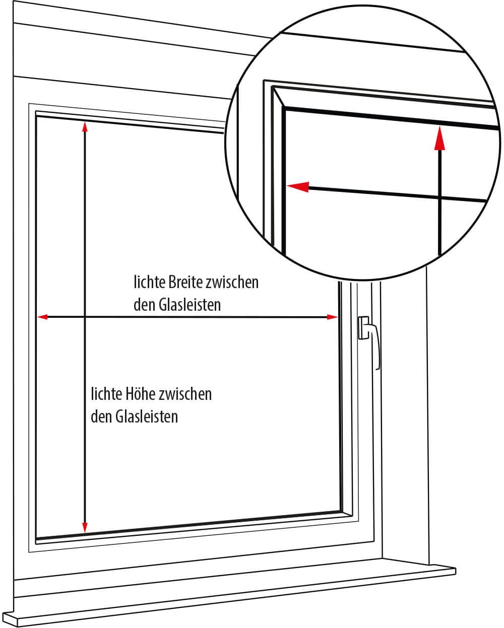 fenster ausmessen anleitung interesting briefpapier nach dinnorm gestalten saxoprint fr. Black Bedroom Furniture Sets. Home Design Ideas