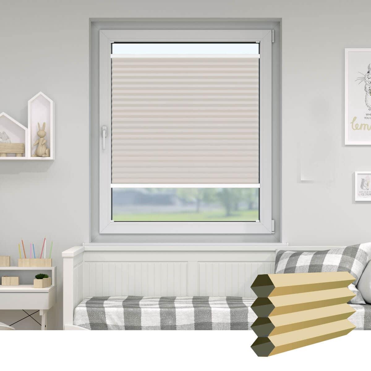 faltstore fertigplissee faltstores g nstig kaufen. Black Bedroom Furniture Sets. Home Design Ideas