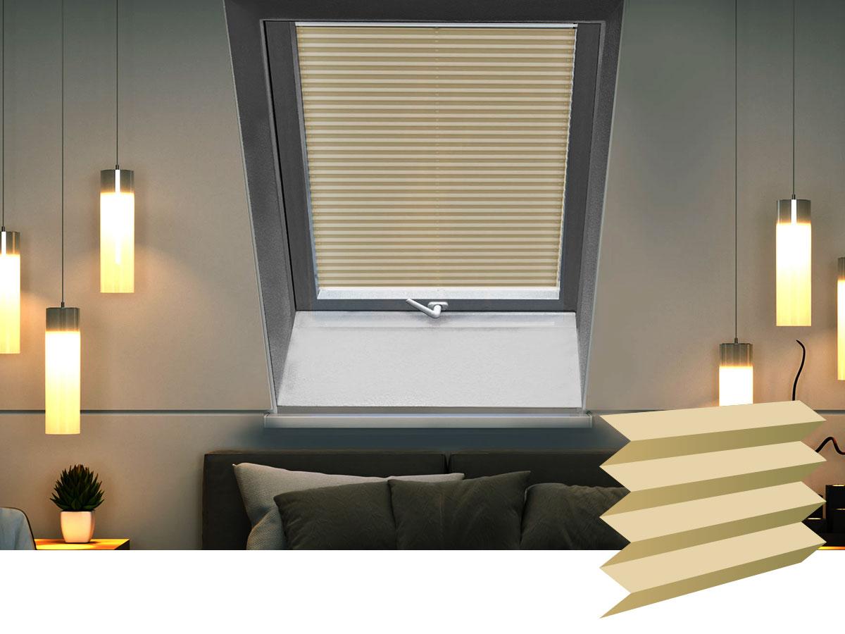 verdunkelungsplissees preiswerte verdunkelung kaufen. Black Bedroom Furniture Sets. Home Design Ideas