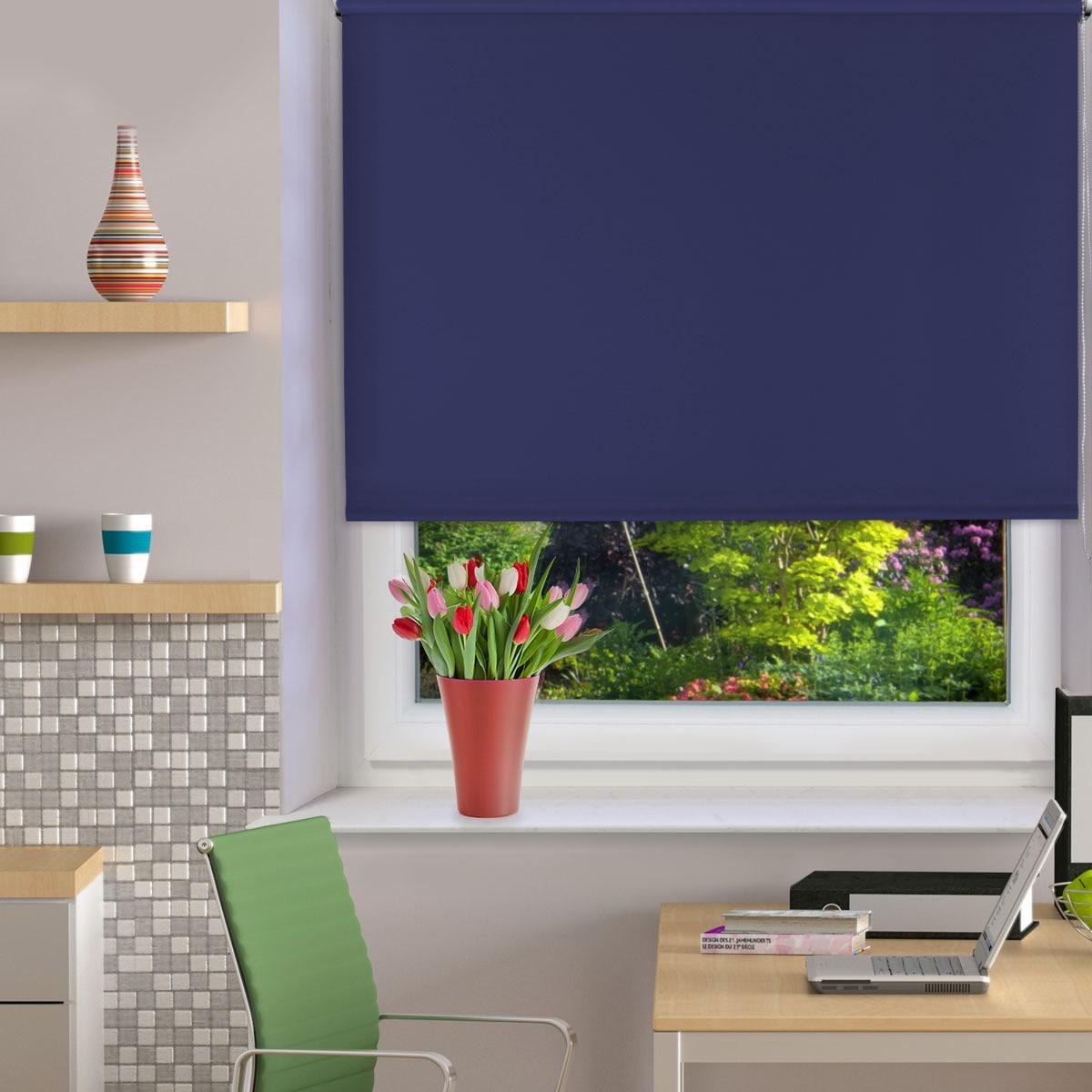 rollos standard rollos seitenzugrollos f r fenster und. Black Bedroom Furniture Sets. Home Design Ideas