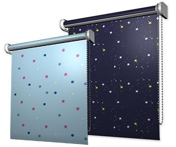 rollos standard rollos seitenzugrollos f r fenster und t ren. Black Bedroom Furniture Sets. Home Design Ideas