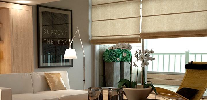 raffrollo dekoration inspiration innenraum und m bel ideen. Black Bedroom Furniture Sets. Home Design Ideas