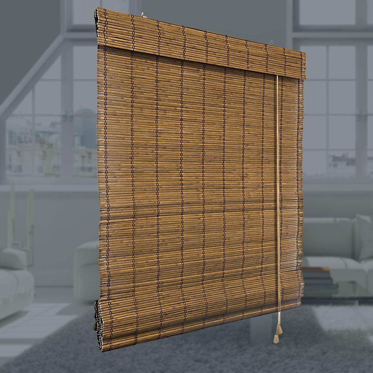bambusrollos. Black Bedroom Furniture Sets. Home Design Ideas