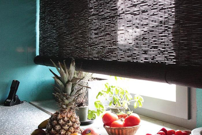 bambus rollo finest bambus rollo with bambus rollo simple bambus rollo jalousie ca cm breit. Black Bedroom Furniture Sets. Home Design Ideas