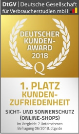Deutscher Kundenaward 2018