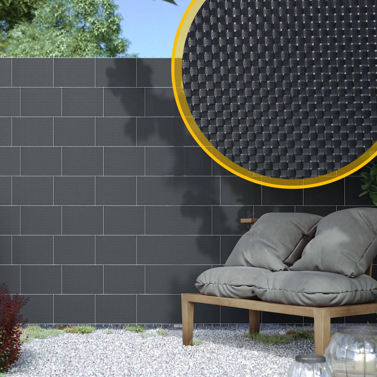 luxus sichtschutz streifen einzigartige ideen zum sichtschutz. Black Bedroom Furniture Sets. Home Design Ideas