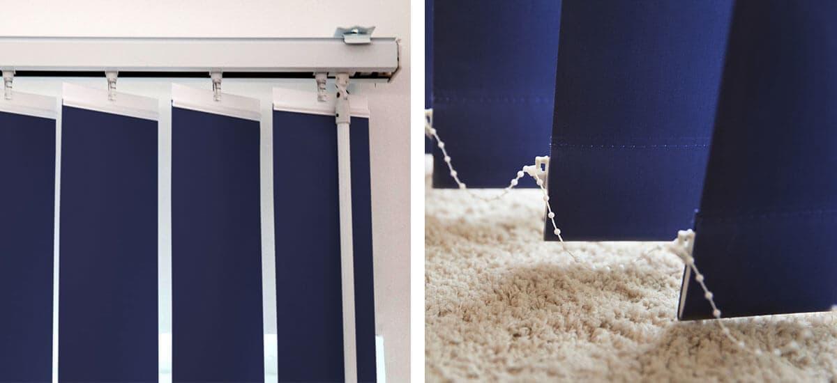 lamellen vorhang luxus fiberglas x cm uvbestndig with lamellen vorhang awesome tr alu schiene. Black Bedroom Furniture Sets. Home Design Ideas