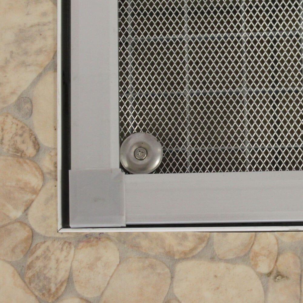 Lichtschachtabdeckung Kellerschachtabdeckung Alu Abdeckung 55x110cm SCHELLENBERG