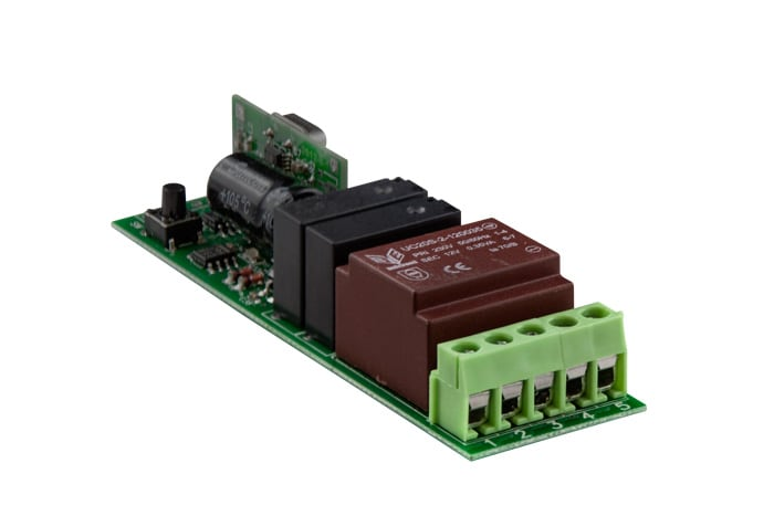 Funkmodul Einbau Funkschalter Tdrr F Rolladenmotor