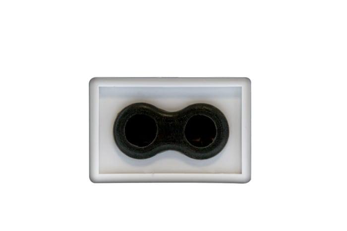 jarolift funkempf nger tdrr 01 f r einen rohrmotor. Black Bedroom Furniture Sets. Home Design Ideas