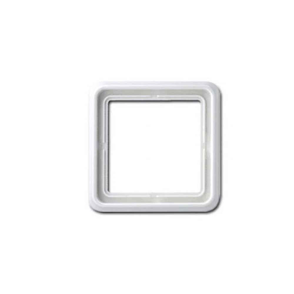 1-Fach-Rahmen-JUNG-CD-581-WW-f-Rolloschalter-Taster