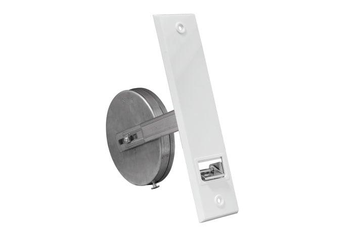 JAROLIFT Getriebe-Gurtwickler LA 186 mm