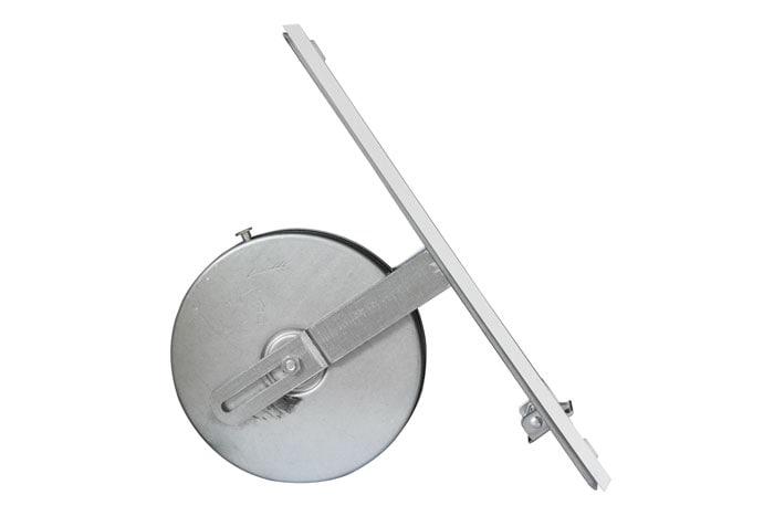 JAROLIFT Getriebe-Gurtwickler LA 260 mm