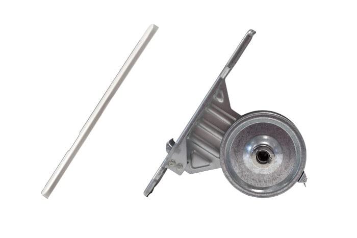 JAROLIFT Design Einlass-Gurtwickler