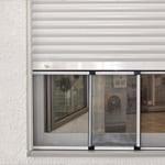 Montage - JAROLIFT Schiebfix Insektenschutz Schieberahmen für Fenster