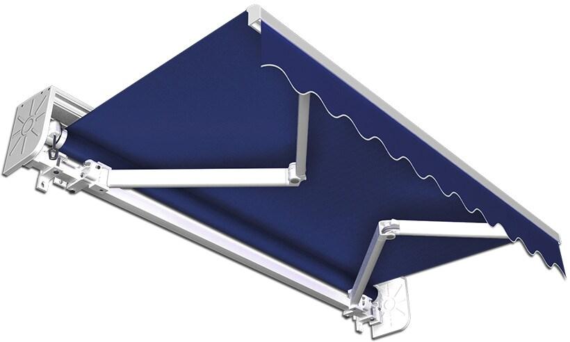 Aluminium Markise Balkon Terrasse Garten Stabile Standard