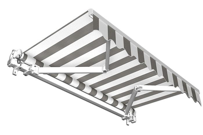 Stabile Aluminium Markise Alu Gelenkarmmarkise