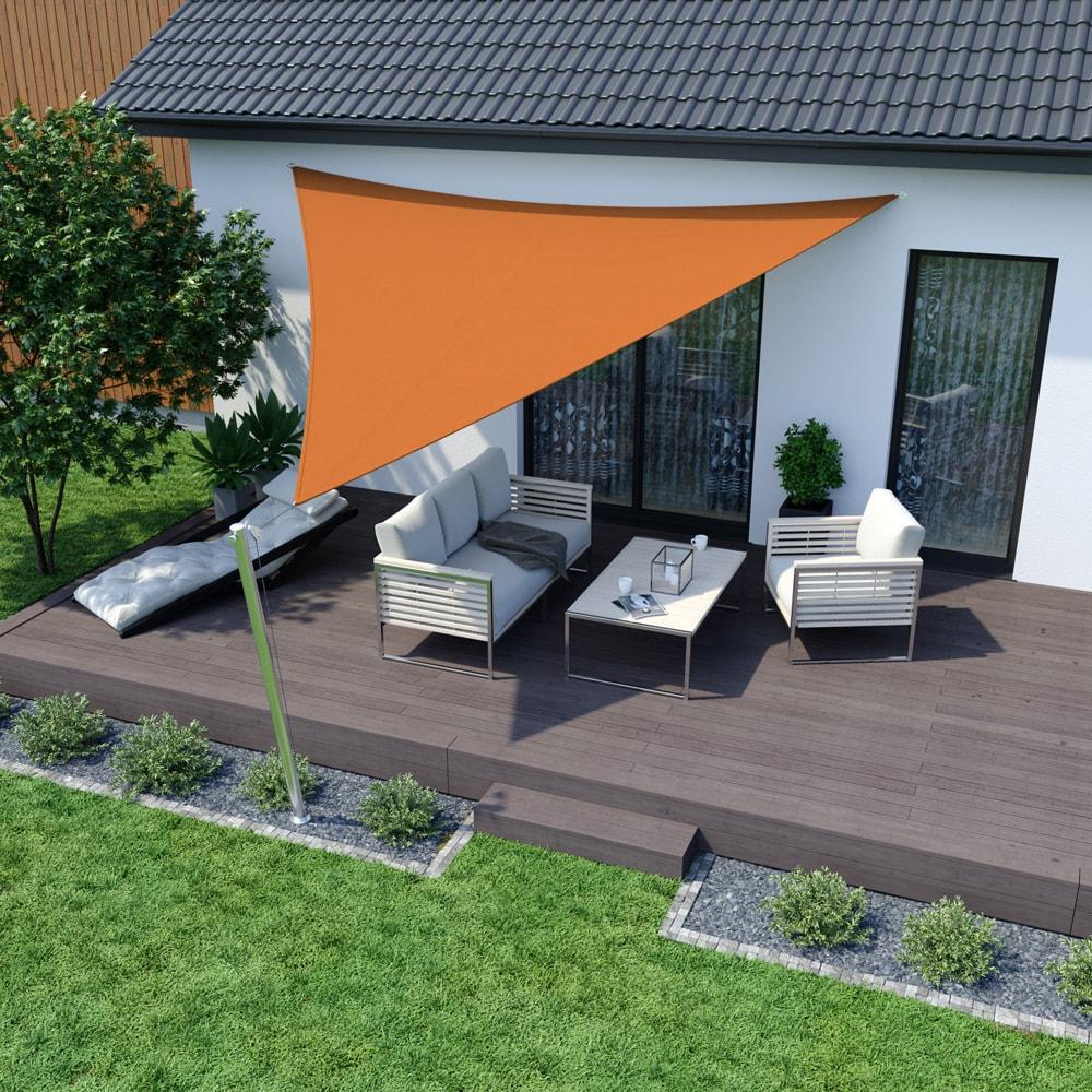 sonnensegel sonnenschutz uv schutz sonnendach beschattung garten terrasse balkon ebay. Black Bedroom Furniture Sets. Home Design Ideas