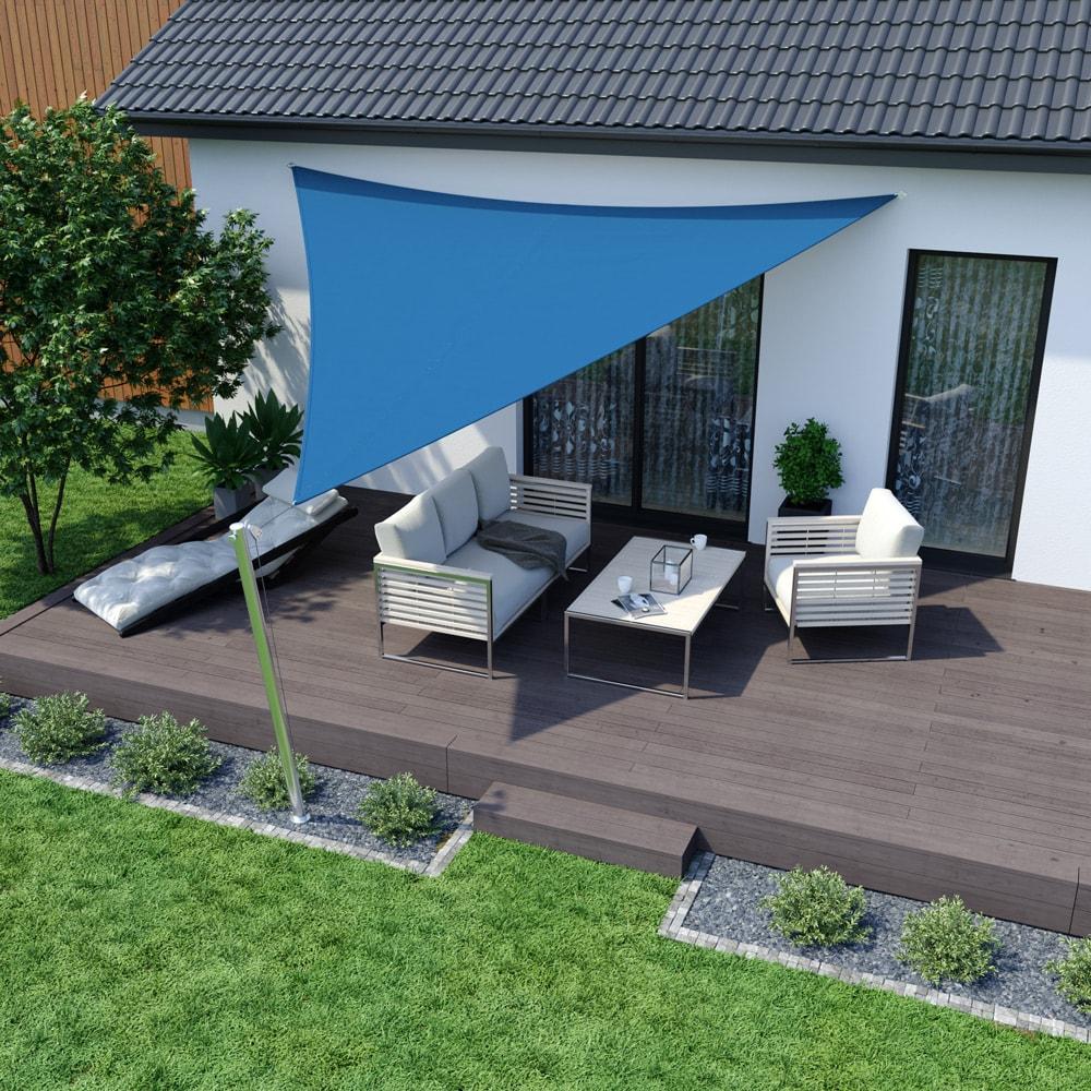 jarolift sonnensegel sonnendach sonnenschutz uv schutz windschutz beschattung ebay. Black Bedroom Furniture Sets. Home Design Ideas