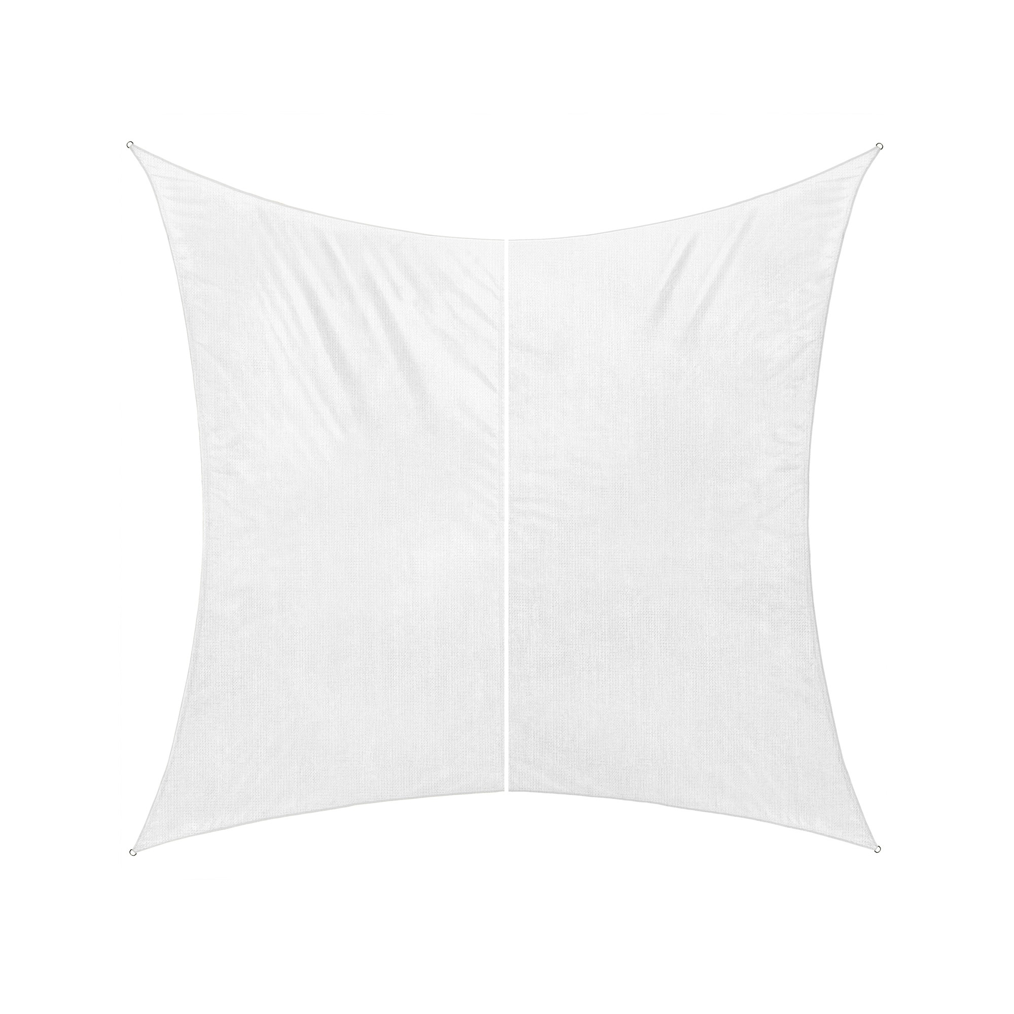 voile d 39 ombrage toile tissu respirant ou imperm able r sistant aux uv jarolift ebay. Black Bedroom Furniture Sets. Home Design Ideas