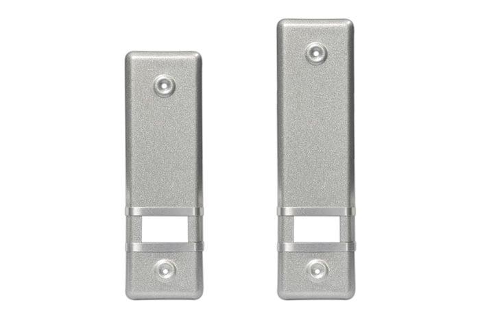 JAROLIFT Design Aluminium-Abdeckplatte für Gurtwickler