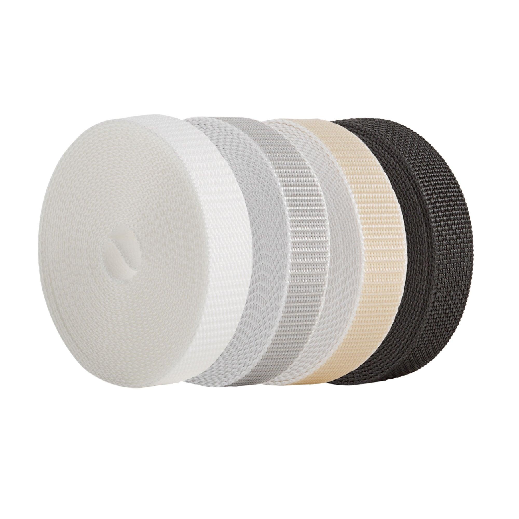 jarolift rolladen gurtband rolladengurt 23mm gurtwickler grau wei schwarz beige ebay. Black Bedroom Furniture Sets. Home Design Ideas
