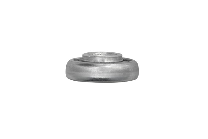 JAROLIFT Mini-Kugellager 28mm mit Bund (10mm Innendurchmesser)