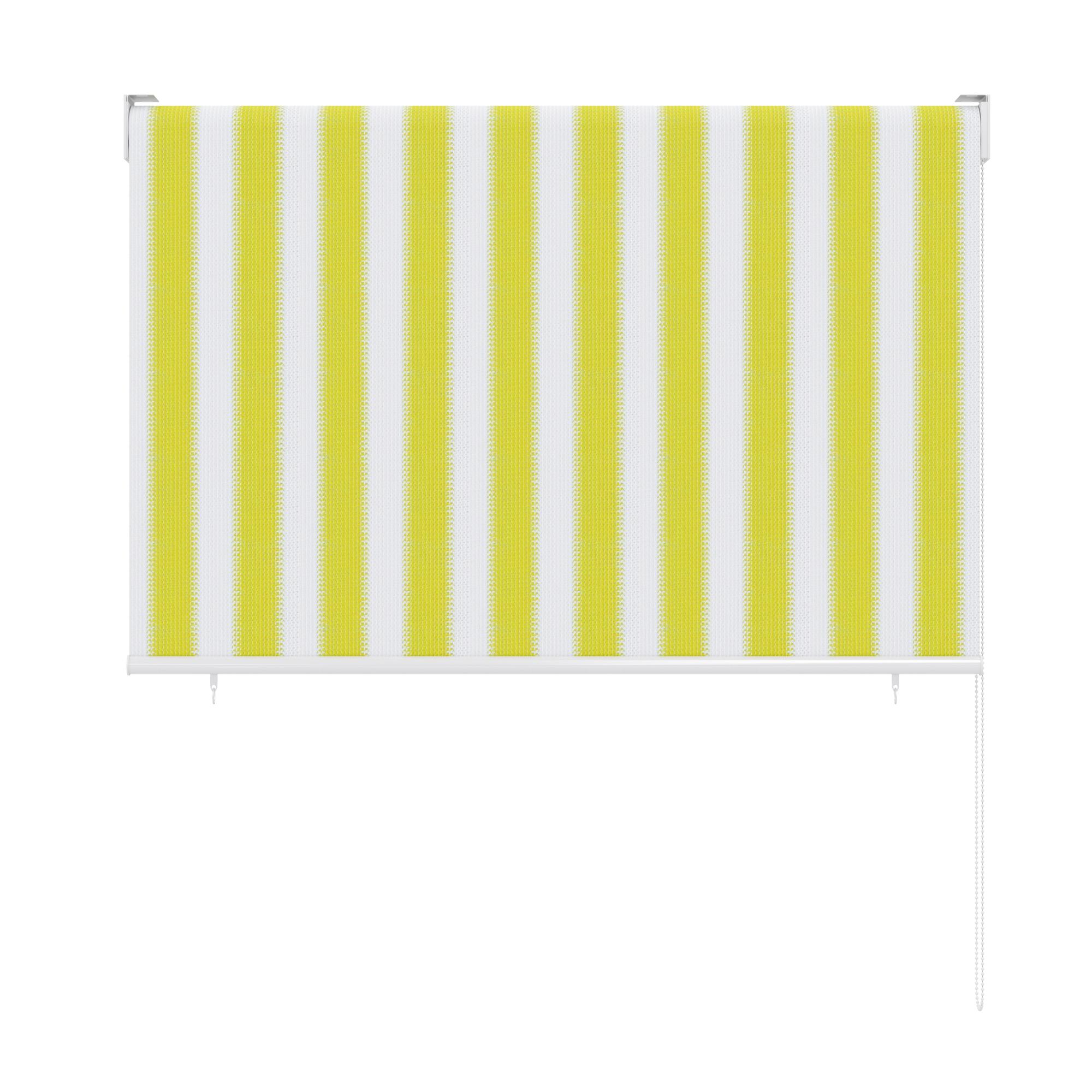 JAROLIFT-Senkrechtmarkise-Sichtschutz-Aussenrollo-Sonnenschutz-Aussen-Rollo-Balkon Indexbild 24