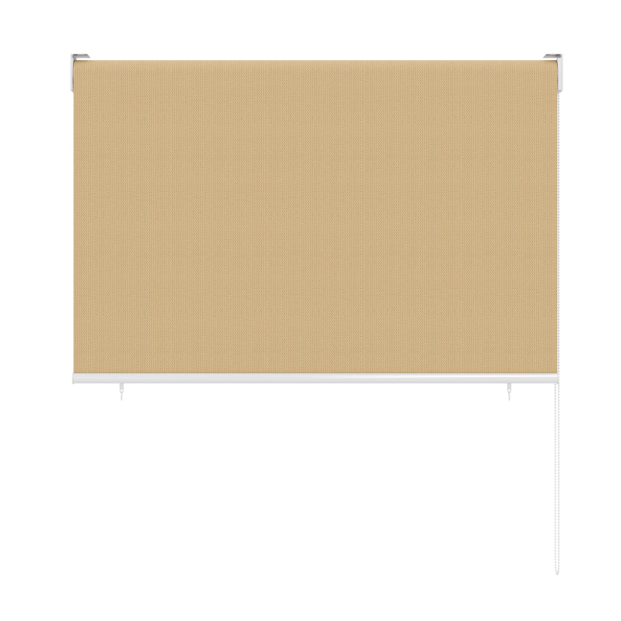JAROLIFT-Senkrechtmarkise-Sichtschutz-Aussenrollo-Sonnenschutz-Aussen-Rollo-Balkon Indexbild 4