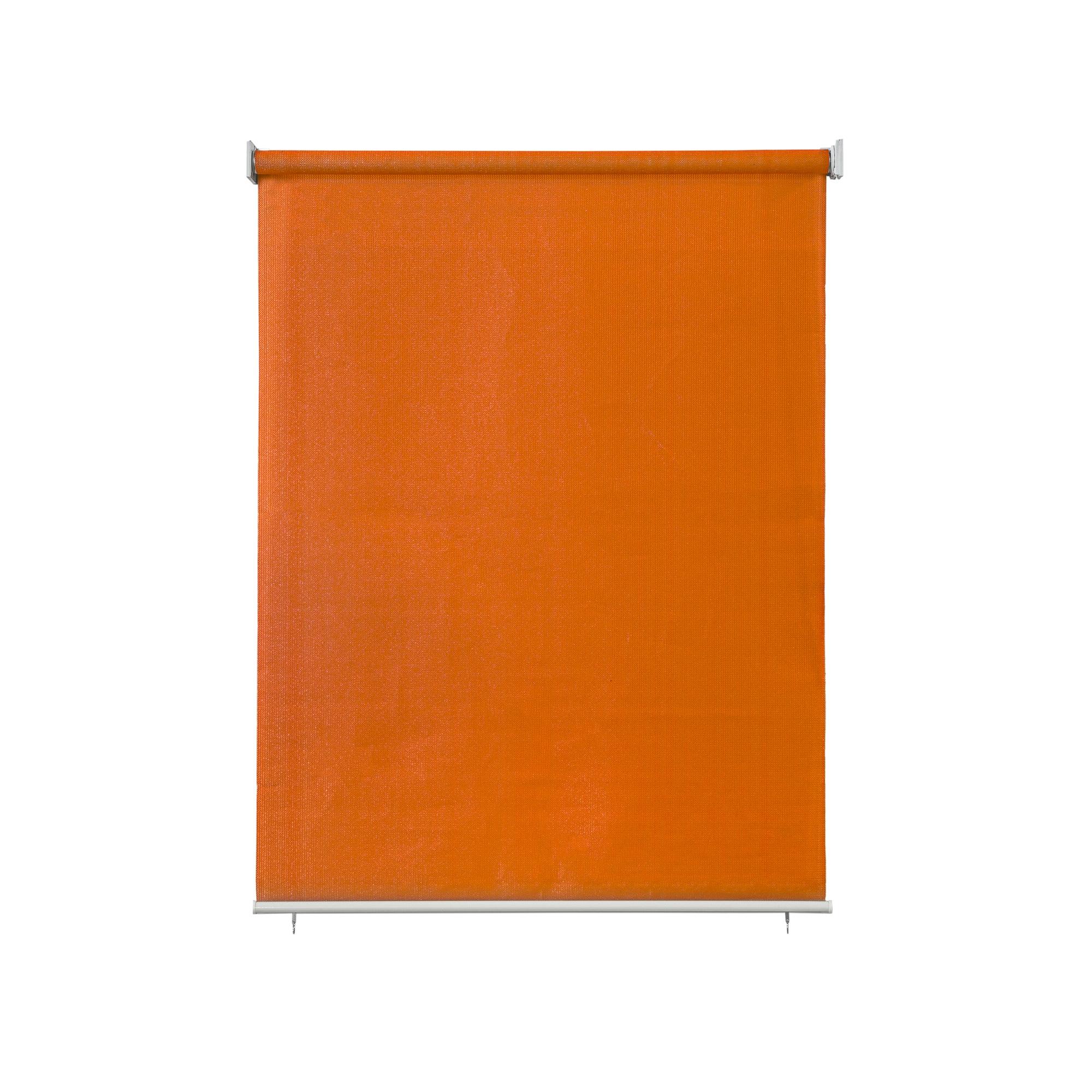 au enrollo rollo sichtschutz balkon windschutz fenster markise senkrechtmarkise ebay. Black Bedroom Furniture Sets. Home Design Ideas
