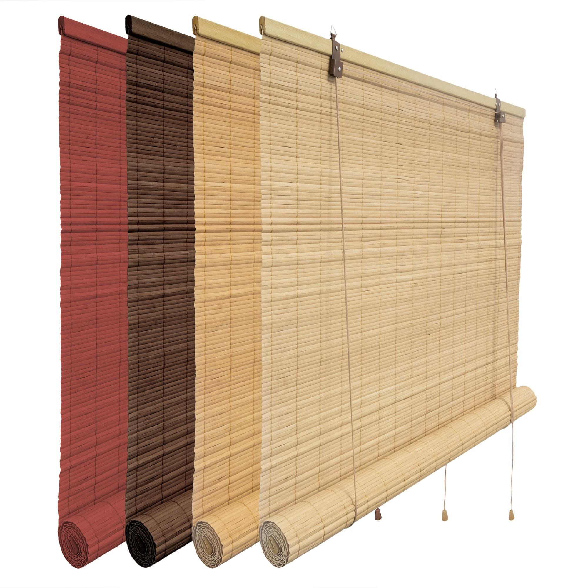 Tende bambu ikea excellent outdoor readymade tessuto for Tende oscuranti a rullo ikea