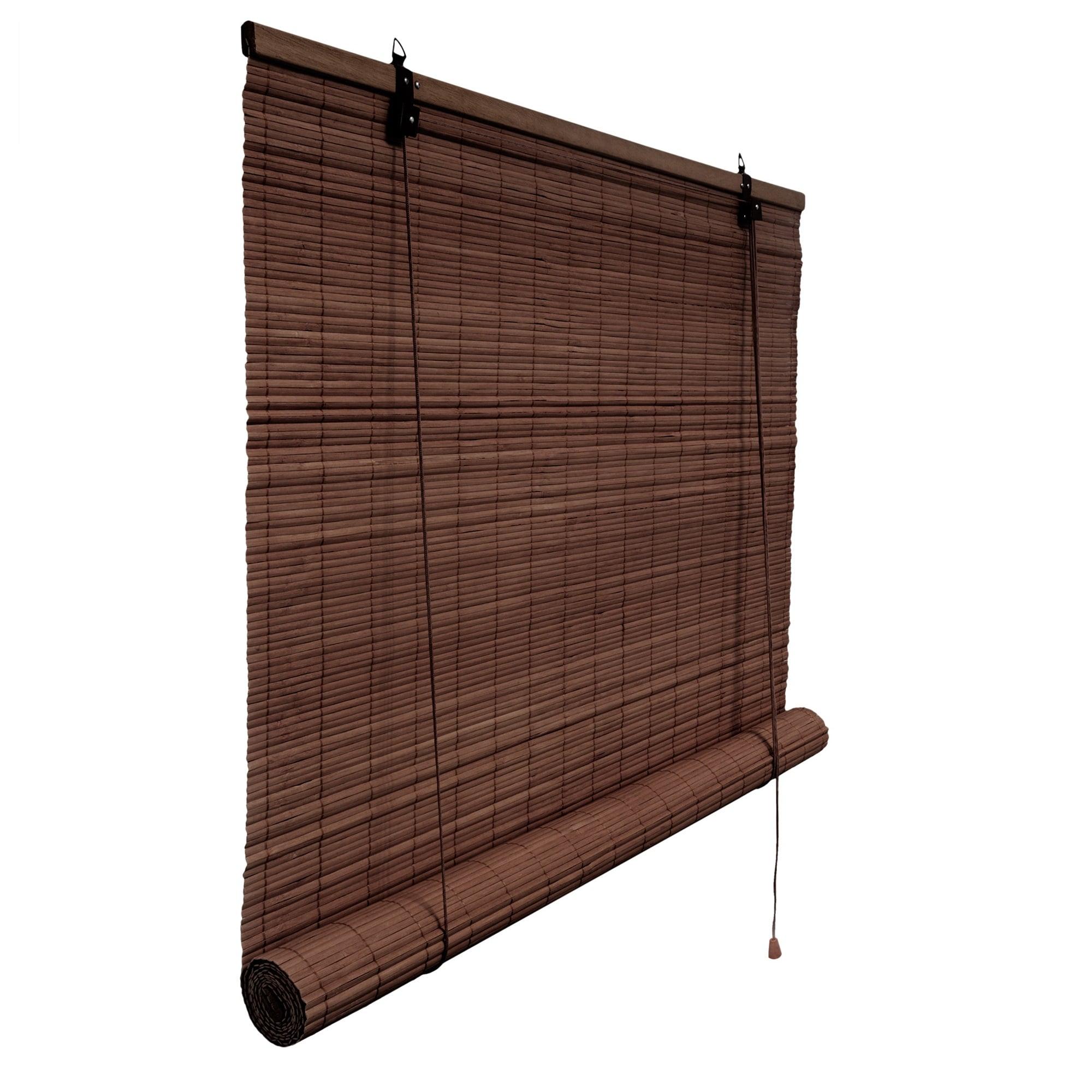 Bambus rollo bambusrollo schnurzug fenster kindersicherung for Fenster 60 x 30