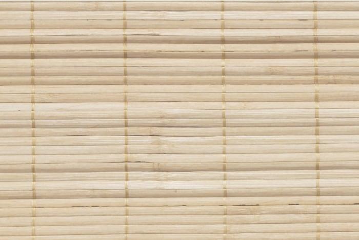 Bambus rollo bambusrollo vorhang mit schnurzug for Vorhang zugsystem