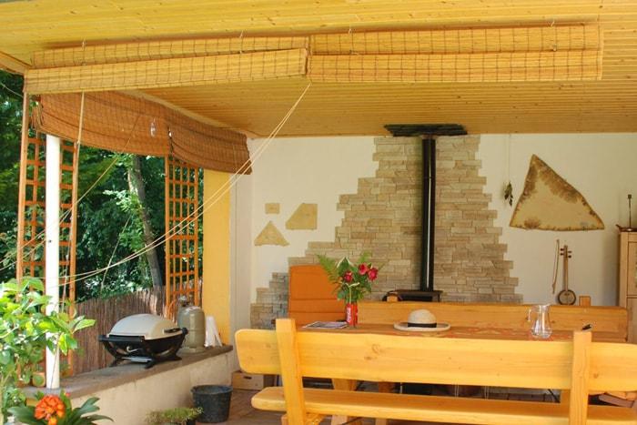 bambus raffrollos fenster sichtschutz rollos aus bambus victoria m. Black Bedroom Furniture Sets. Home Design Ideas