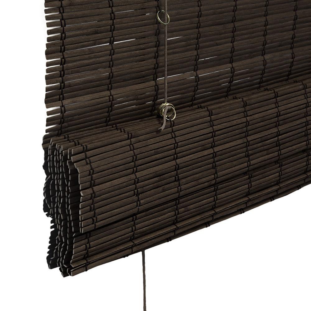 Store-bateau-en-bambou-pour-l-039-interieur-corde-rideaux-stores-romains-VICTORIA-M miniature 16