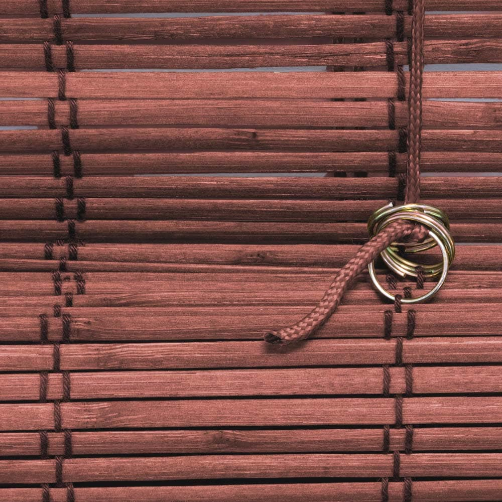 Store-bateau-en-bambou-pour-l-039-interieur-corde-rideaux-stores-romains-VICTORIA-M miniature 33