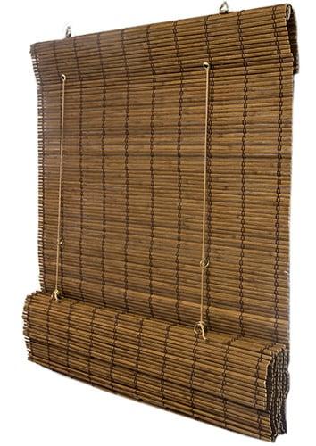 Bambus Raffrollos Fenster Sichtschutz Rollos Aus Bambus Victoria M
